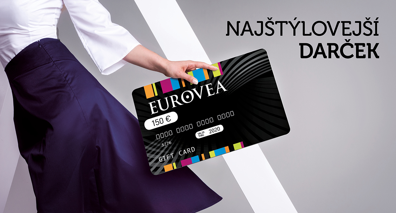 Eurovea gift card