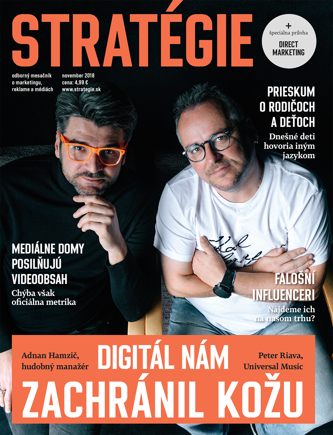 Strategie Magazine